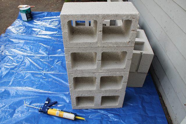 Betonalap összeállítása