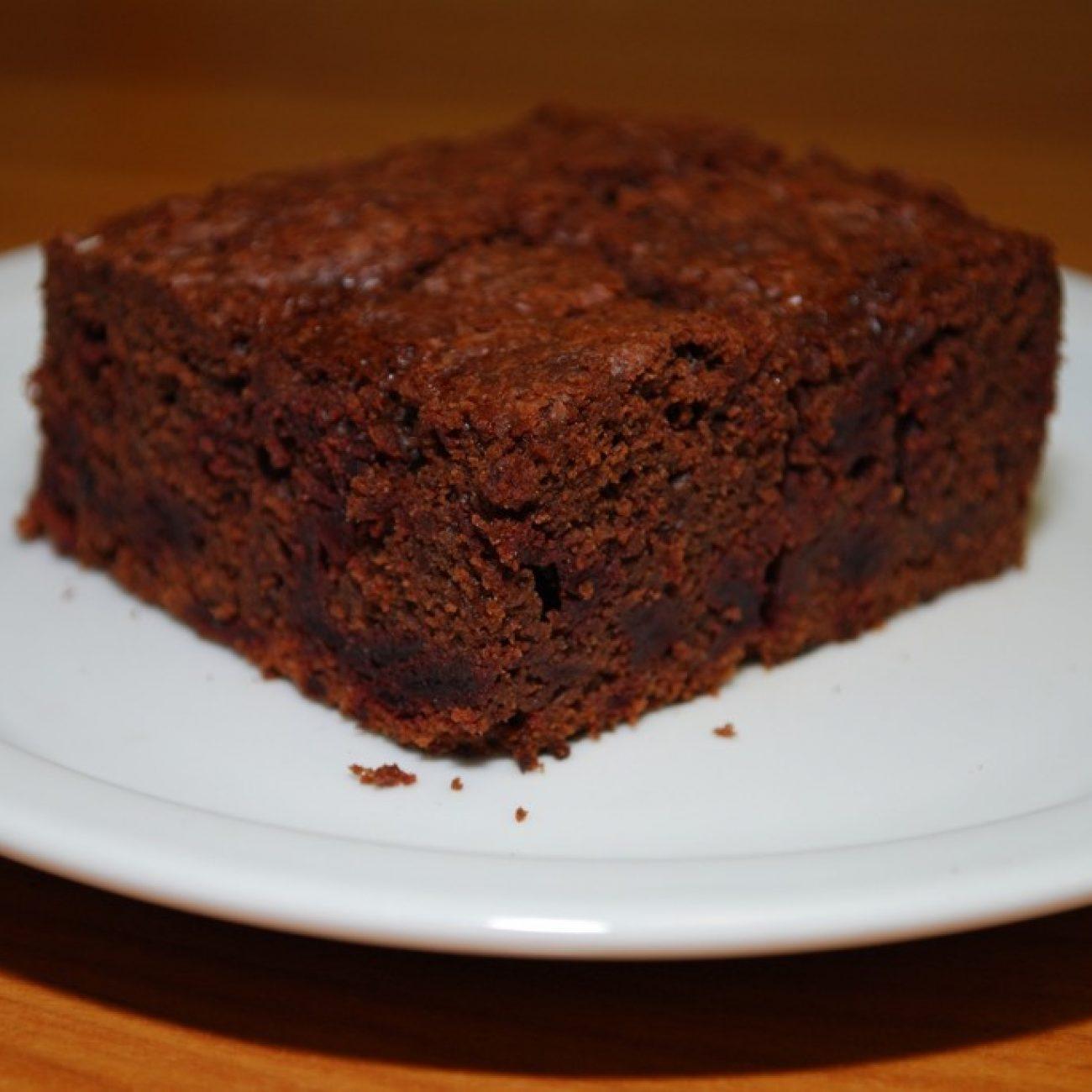 Céklás brownie – a bíbor csoda