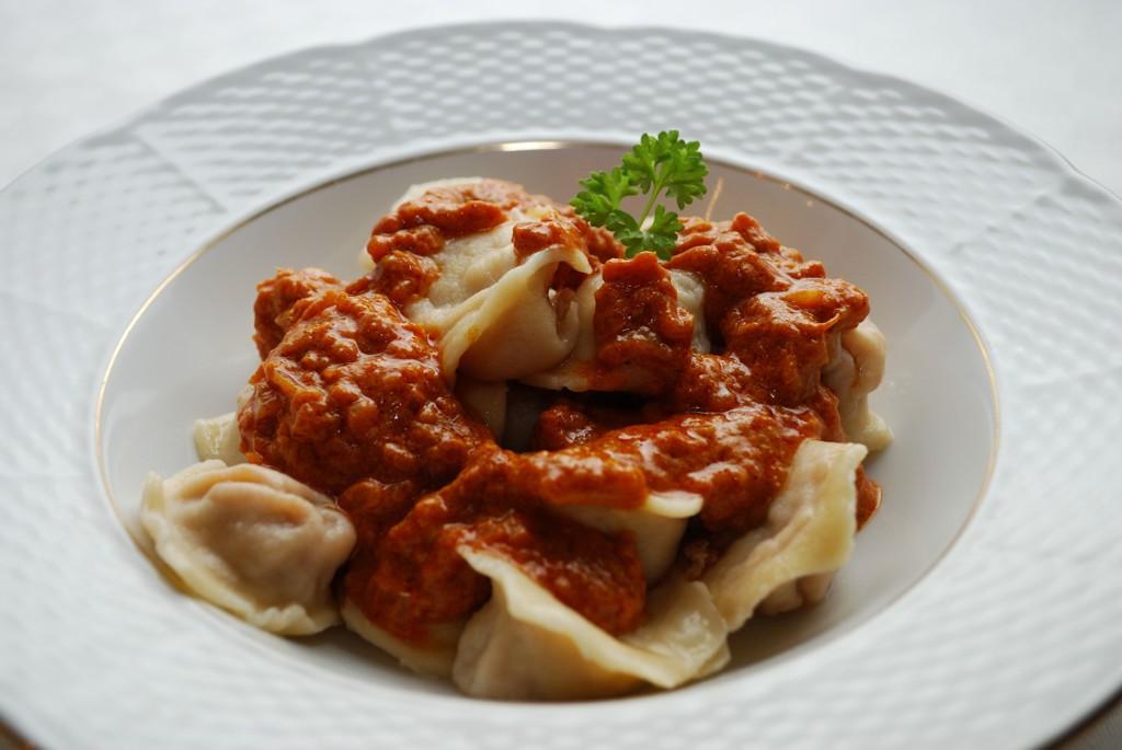 Ravioli: az olasz és az indiai